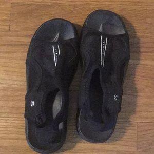 Vintage Skechers USA sport pull on sandals
